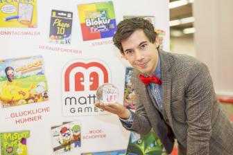 Zauberlehrling gesucht– die Spieleneuheit von Mattel für die ganze Familie