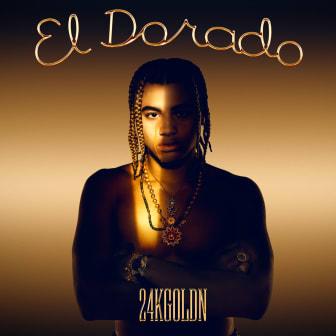 24kGoldn - El Dorado albumomslag.jpg