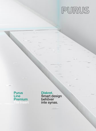 Purus Line Premium - Smart design behöver inte synas