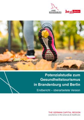 Potenzialstudie zum Gesundheitstourismus in Brandenburg und Berlin