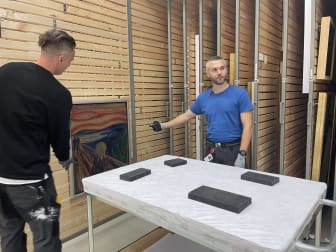 The Scream moves from the old museum at Tøyen. Photo @Munchmuseet.jpg