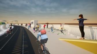 Framtidens bro – en mötesplats att uppleva