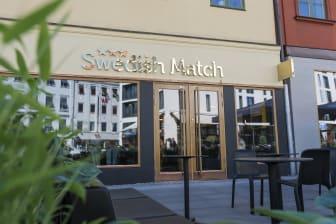 Swedish Match Store Avenyn entré