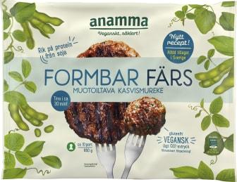 Anamma formbar färs Orkla Foods Sverige