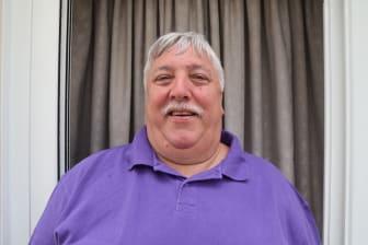 Rolf Ørland, utviklingssjef i Nortrace