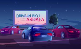 Drive-In-bio i Ardala