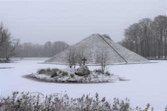 Tumulus Gedenksteininsel