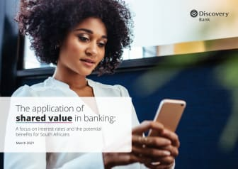 The application of shared value banking: A focus on interest rates and the potential benefits for South Africans