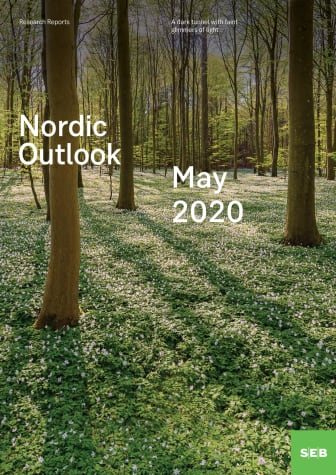 SEB, Nordic Outlook, May 2020