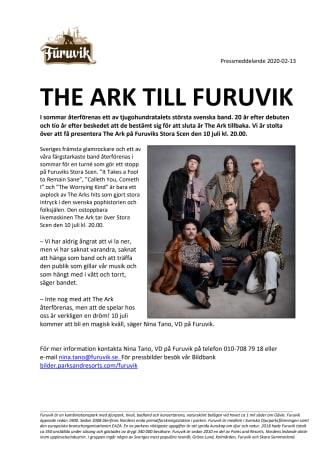 The Ark till Furuvik