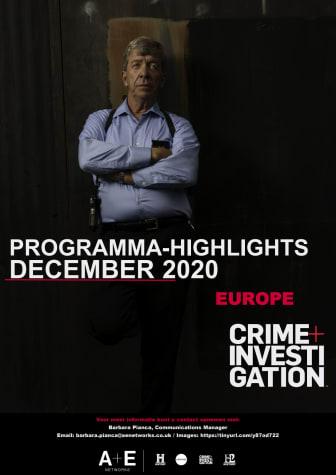 Crime+Investigation Programma - Highlights december 2020