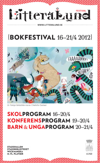 LitteraLund Festivalprogram 2012