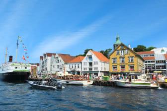 Stavanger - Fjord Norge, Paul Edmundson