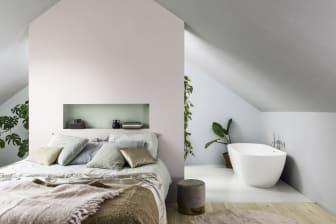 Flexa-HomeForCare-Kleurentrends2020-slaapkamer