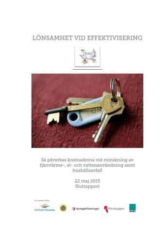 Nils Holgersson Energieffektiviseringsrapport