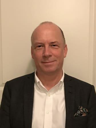 Anders Ekstedt, ordförande för Patientföreningen FH-Sverige