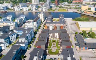 Brf Sjömärket, Västerås