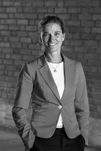 Helena Wallentin, marknadsdirektör Cloetta Sverige
