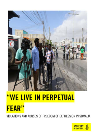 Somalia: Dödliga attacker, korruption och censur - journalister extremt utsatta