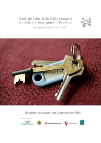 Nils Holgersson-gruppens årsrapport 2014