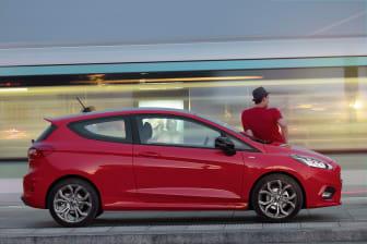 Nya Ford Fiesta passar alla livsstilar.