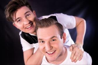 28 juni Daniel och Emil Norberg