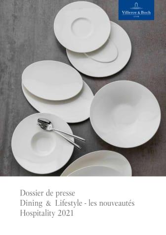 Dossier de presse Dining & Lifestyle - les nouveautés Hospitality 2021