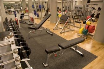 BEST WESTERN Royal Star Hotel Gym