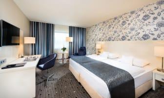 Neues Superior Zimmer im komplett modernisierten Maritim Hotel Bonn