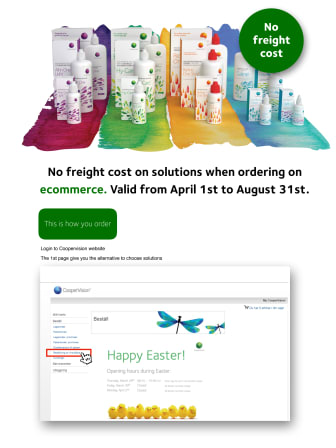 Solutions on ecommerce