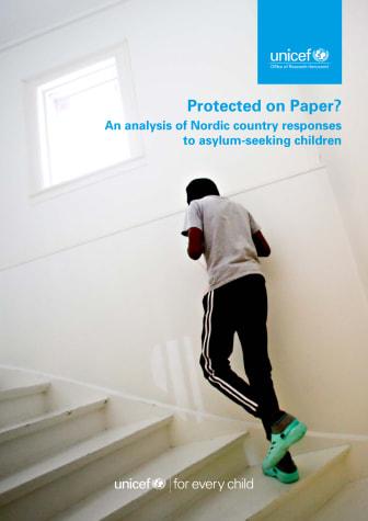 Barns rätt försummas i asylprocessen