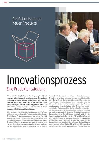 Innovationsprozess: die Geburtsstunde neuer Produkte