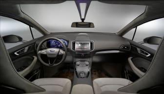 Nya Ford S-MAX Concept_interiör