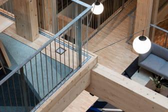 Golvtrender 2021; Industriparkett Design 2.0, ask, Almedalsgolv
