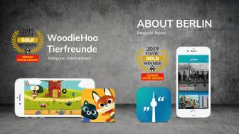 Presse German Stevie Awards 2019