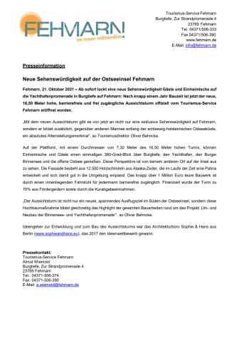 Pressemitteilung_Tourismus-Service Fehmarn_Eröffnung Aussichtsturm.pdf