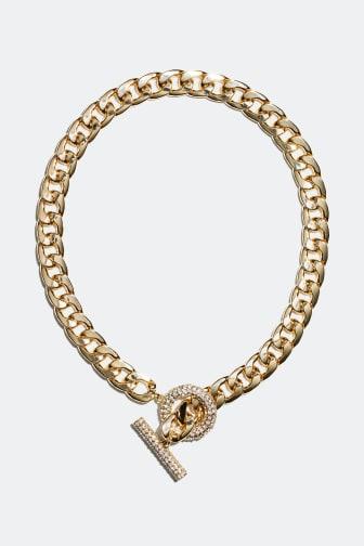 Chuncky kæde med similisten