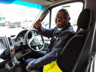 PickMeUp Driver - Talent Katabazi