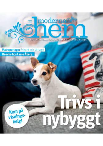 Moderna hem nr 1 2014, Vår/sommar