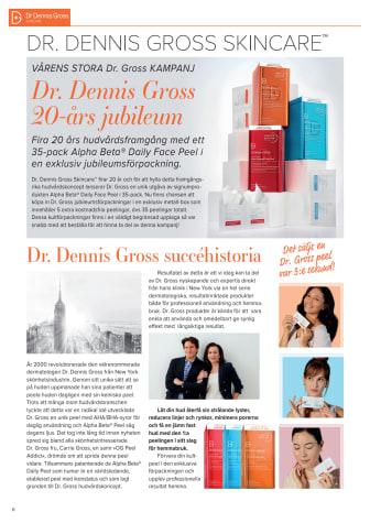 Dr Dennis Gross Skincare firar 20 år