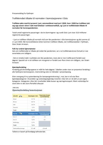 Pressemelding fra Fjellinjen - Trafikktall for juni.pdf