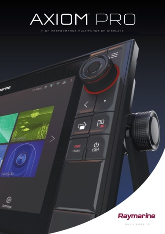 Brochure - Raymarine - Axiom Pro
