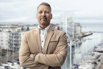 Andreas Leander, avdelningschef Miljö och Geoteknik Sigma Civil i Örebro
