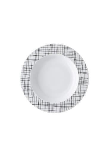 R_Mesh_Line_Forest_Plate_deep_23_cm