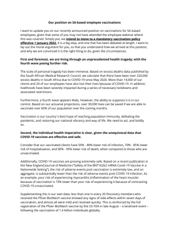 Letter to employees_ Our position on SA-based employee vaccinations.pdf