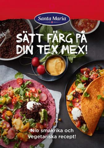 Recept - Santa Maria Tex Mex-nyheter 2021