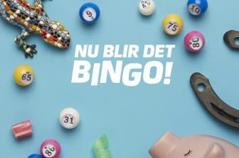 Premiär för Bingo i ATG Casino