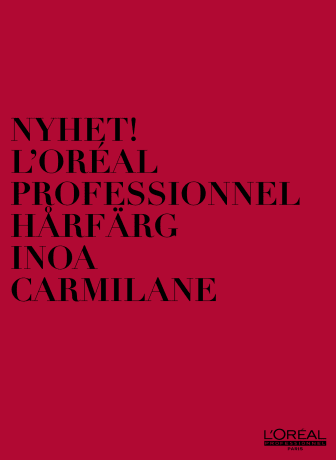 INOA CARMILANE från L´Oréal Professionnel