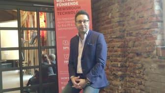 Mynewsdesk Interview mit Carsten Frederik Buchert von der Felix Burda Stiftung // Newsroom of the Year Gewinner 2016