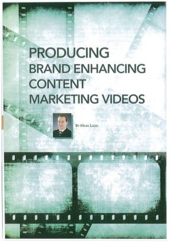 Producing brand enhancing content marketing videos